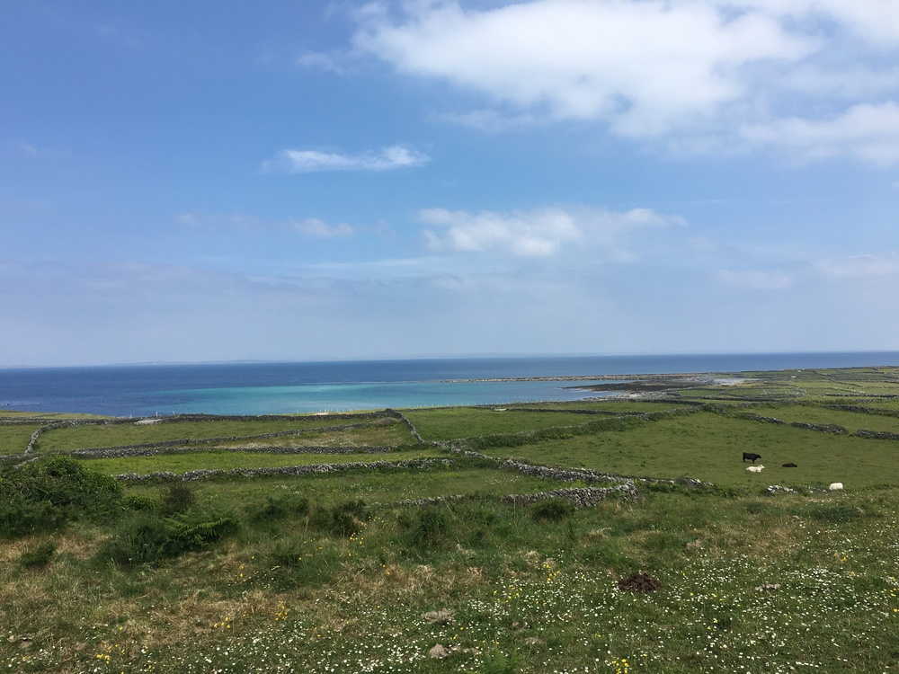 Inishmore, the largest Arun Island