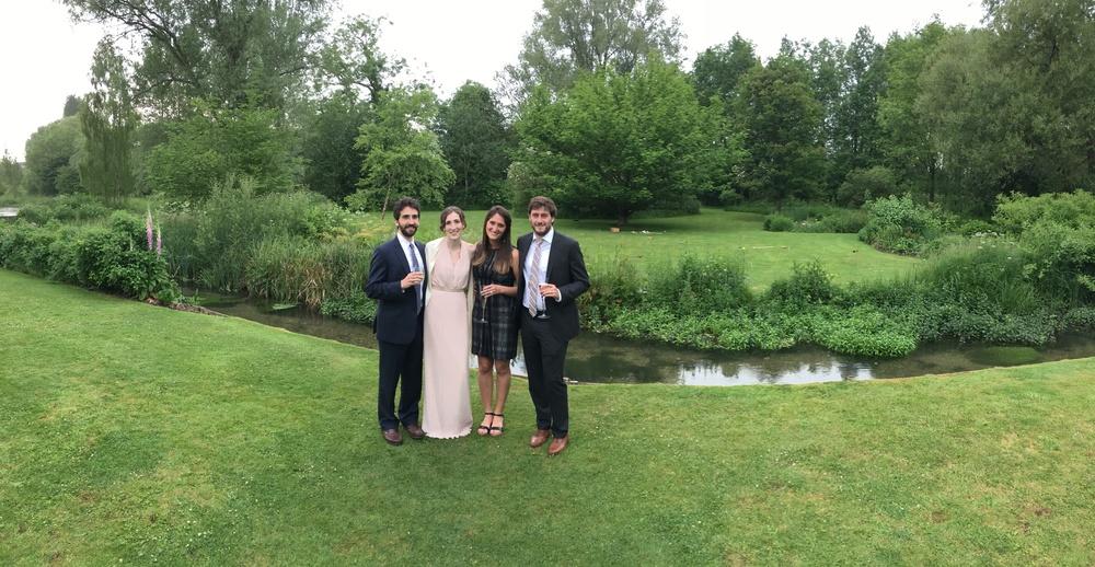 Steve + Steph's stunning wedding