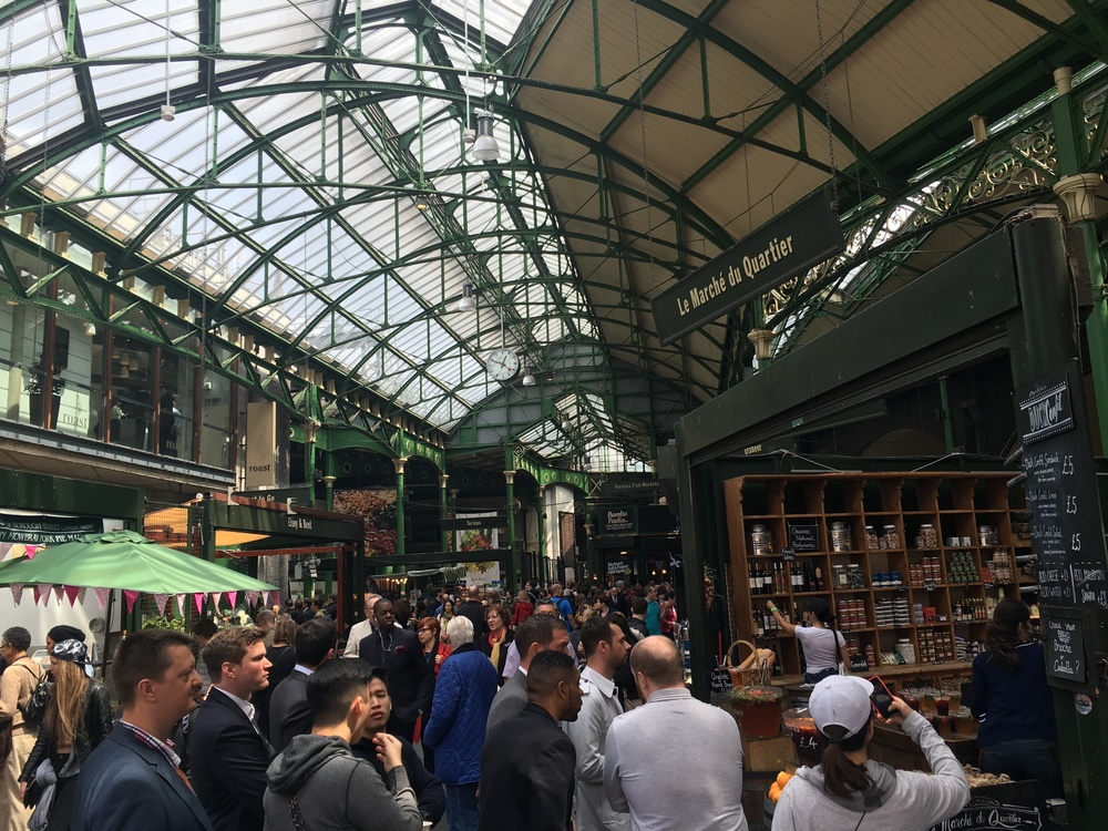 Borough Market - Heaven