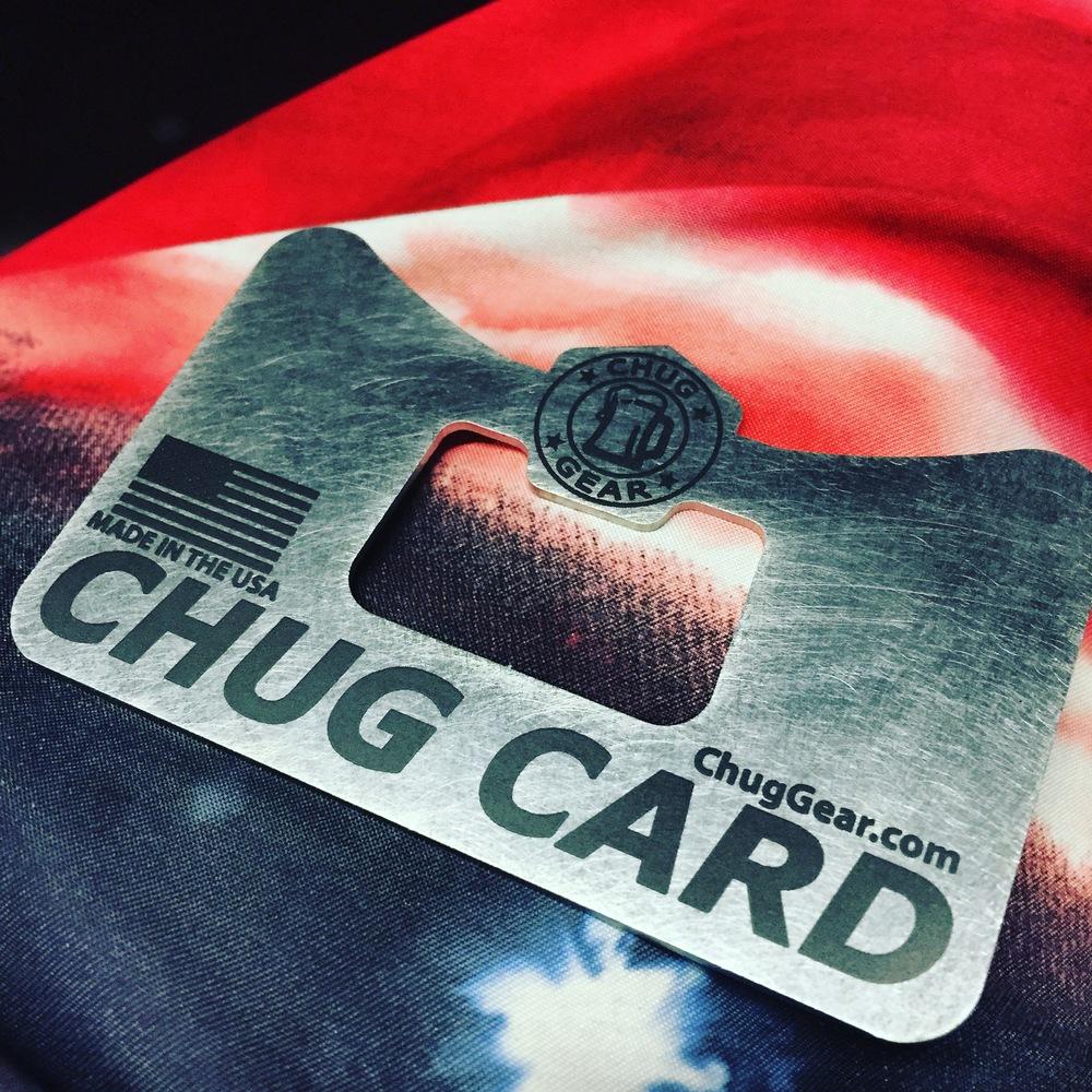Chug Card
