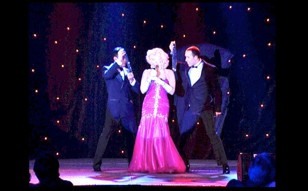 """""""Marilyn and the Rat Pack Revue"""", Grand Hyatt, Dubai"""
