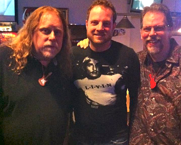 Mike, Brian & Warren Haynes