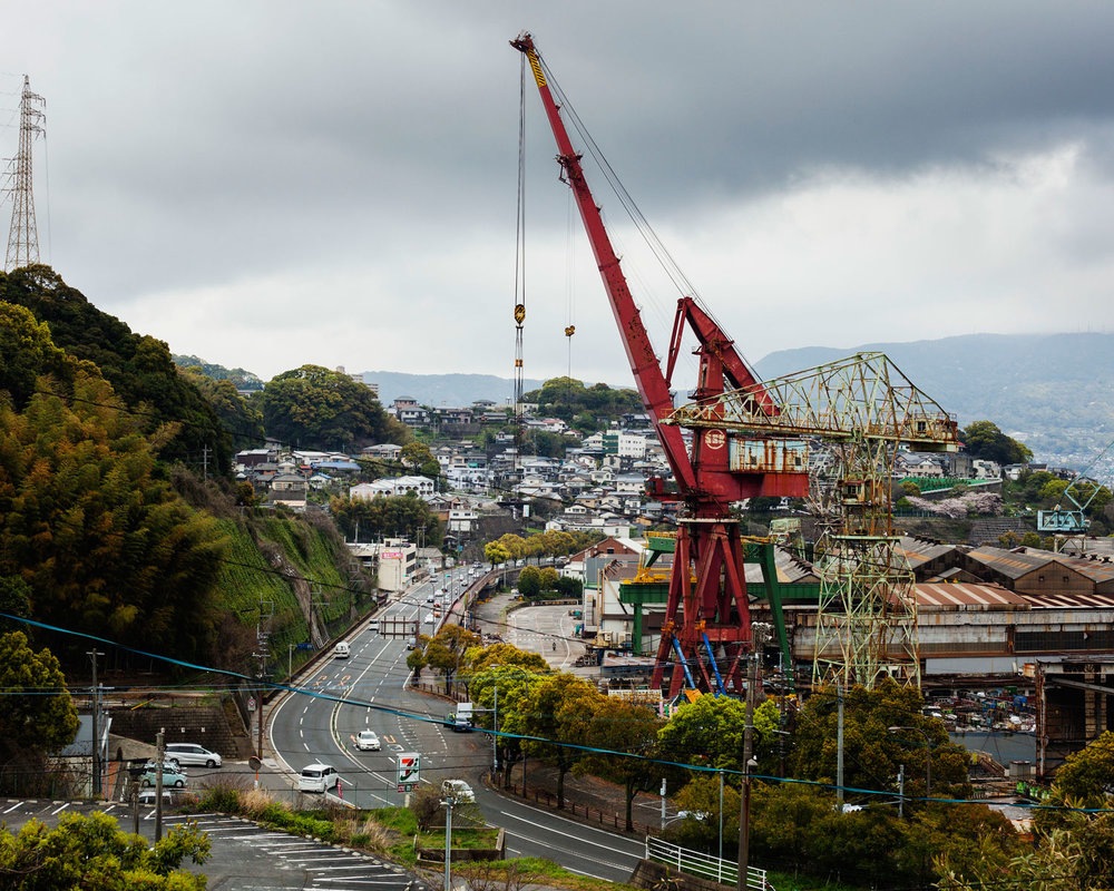 The SSK bypass (Sasebo, Japan 2014)