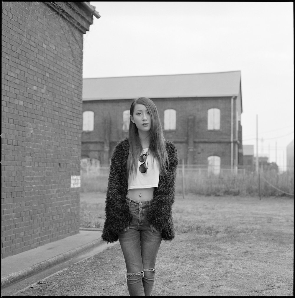 莉子、17歳 佐世保 2017