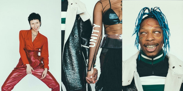 a look at 16 young creatives' personal style, with fashion curated by lex robinson