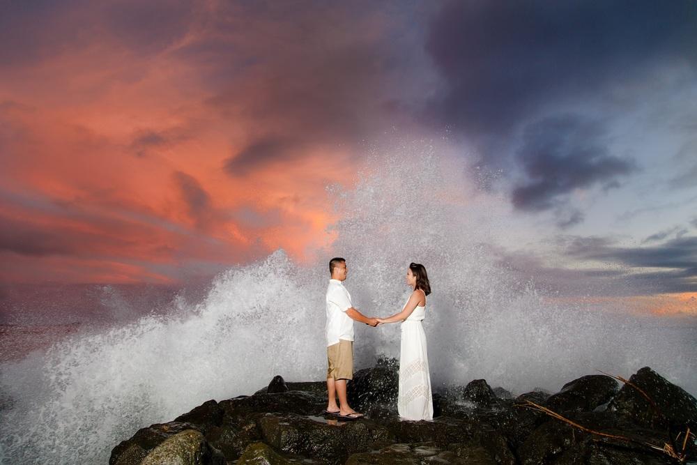 magic island engagement photographer