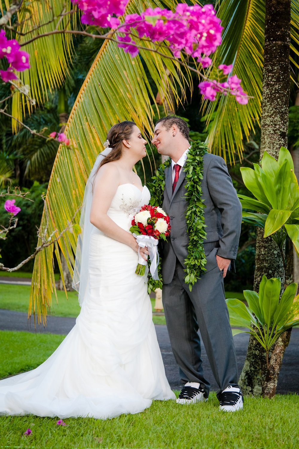 hawaii destination wedding ceremony photography