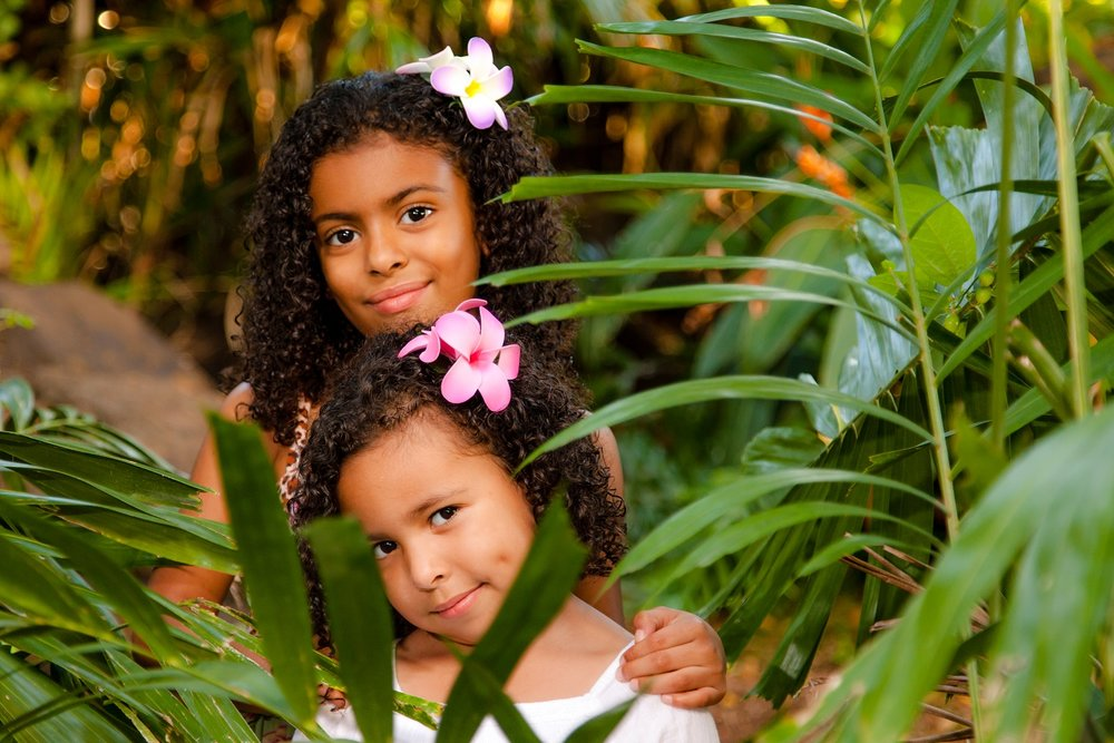 waikiki honolulu children family photography