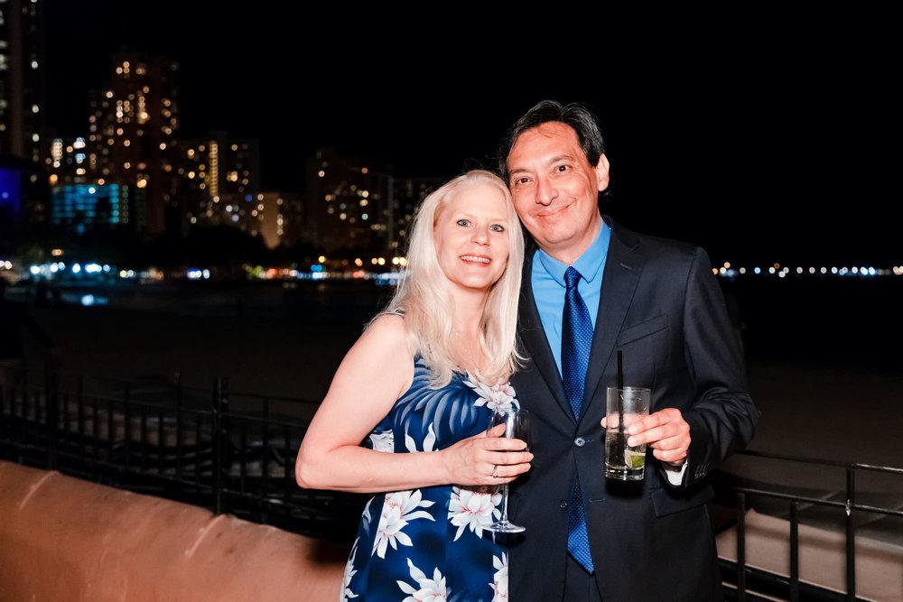 Corporate Awards Banquet, Waikiki Honolulu