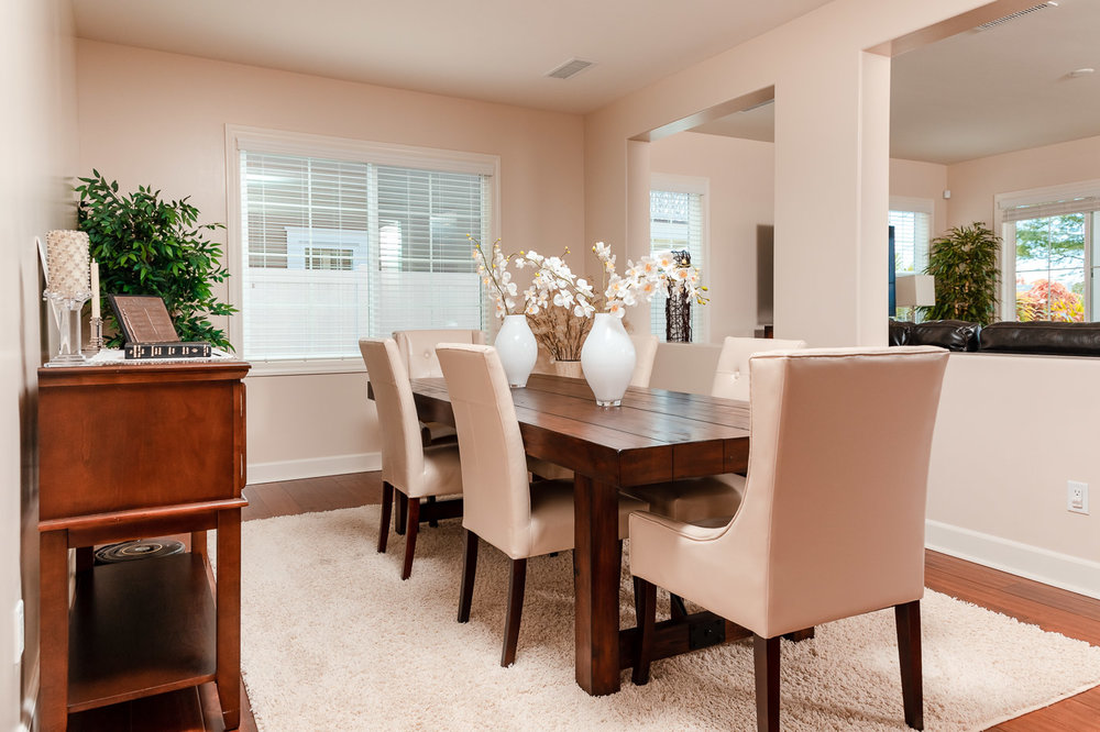 MLS photo home real estate dining room photography
