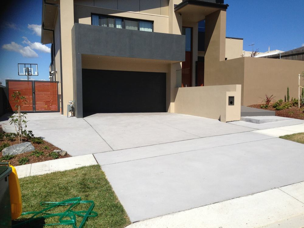 Maybe Your Driveway looks like This?