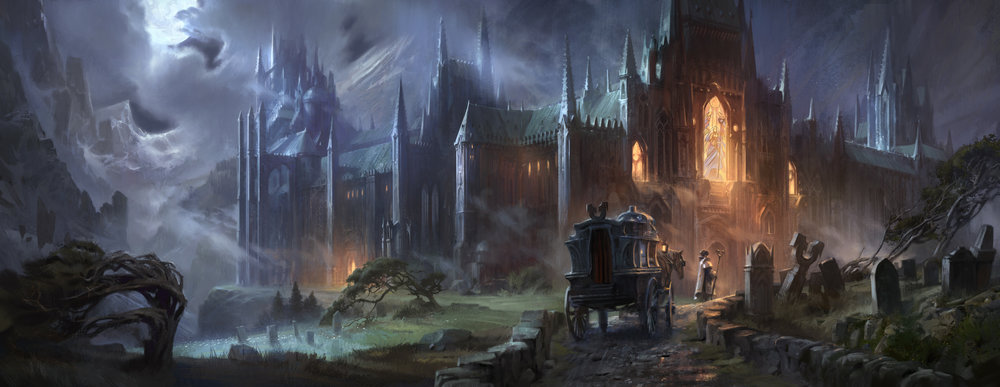 Art of Innistrad Book Cover