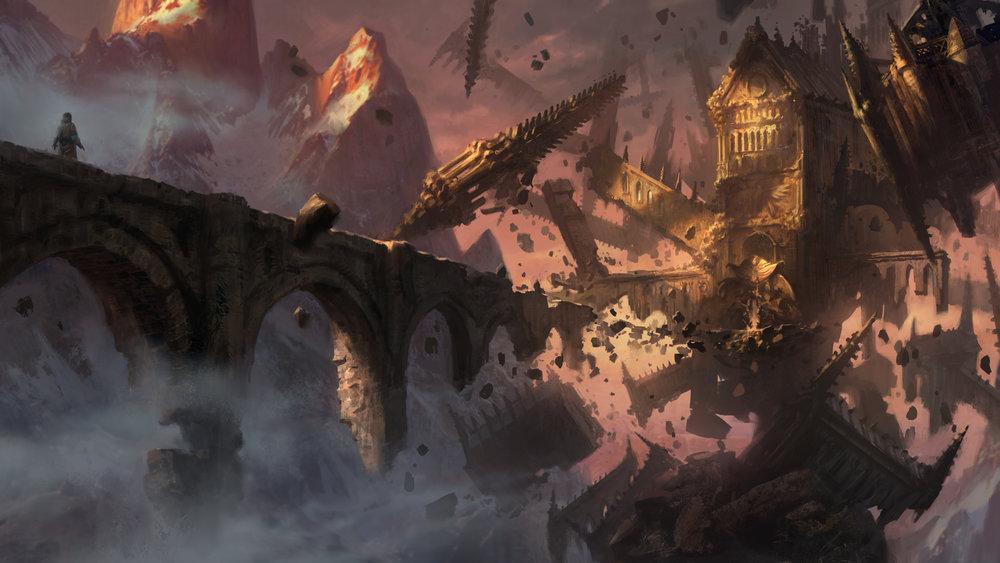 Foreboding Ruins