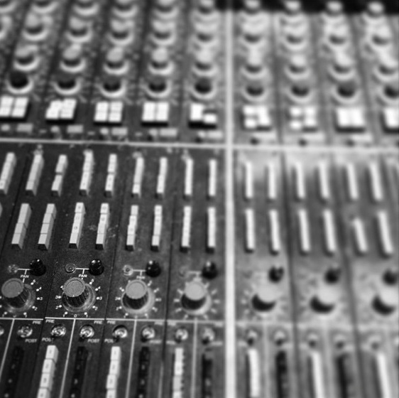 Neve 8048 @ London Bridge Studio