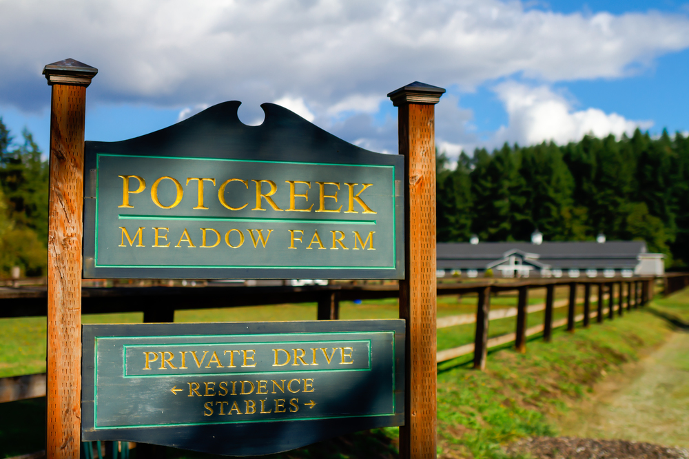 Located on 20 pristine acres in Redmond, Washington