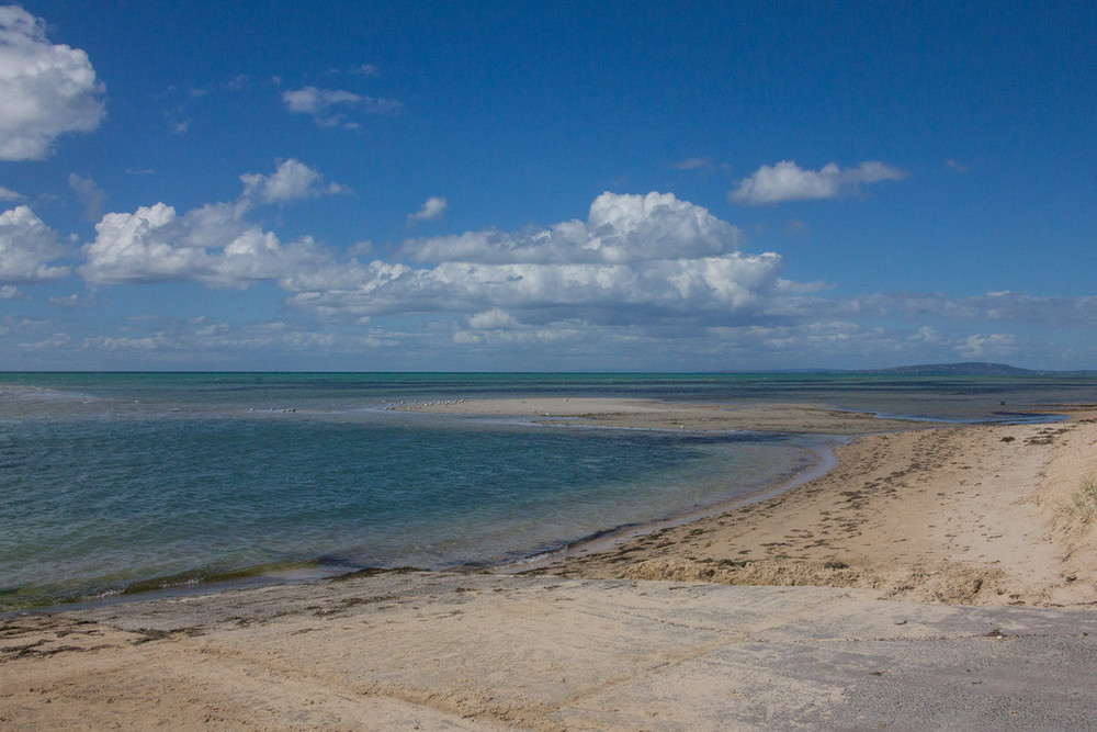 Tootgarook beach
