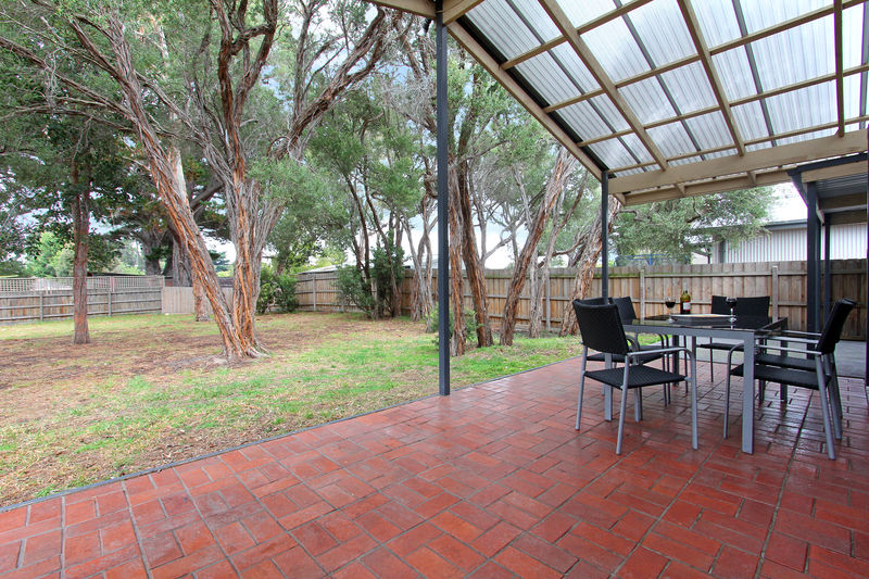 Lovely outdoor entertaining available
