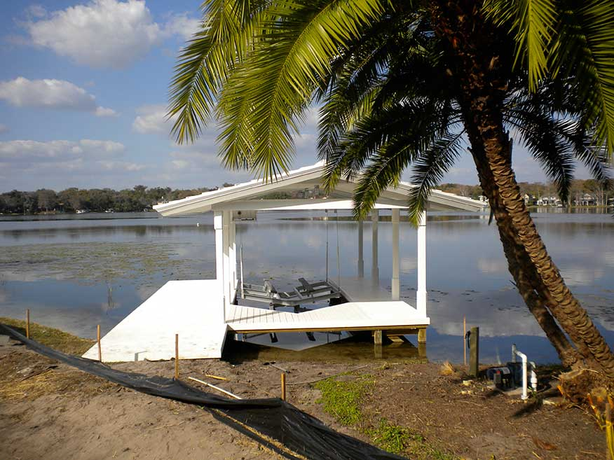 AZEK DECKING – WINTER PARK