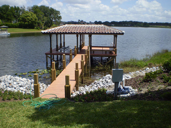 COMPOSITE DECKING – GOTHA FLORIDA