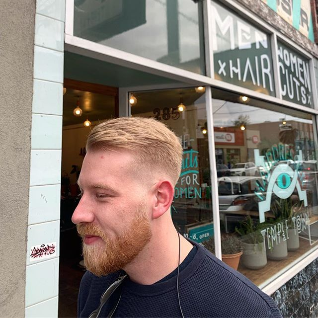 We've decided to move with the times! We've dropped our prices back to $50 for a cut, just like the old days! Can't wait to see your faces! Book online!