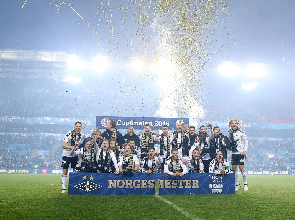Kongsvinger v Rosenborg  2016-11-20