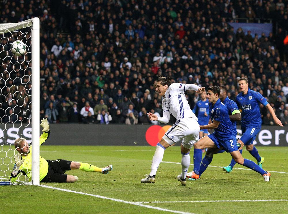 Copenhagen v Leicester City  2016-11-02