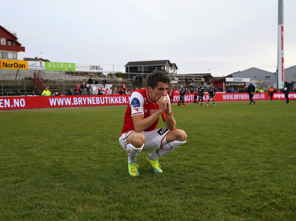 Bryne v Fredrikstad  2016-10-30