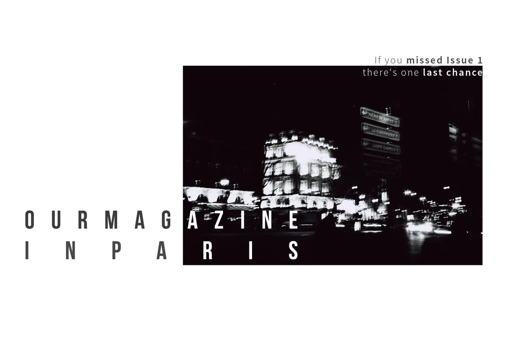 Neoprimemag in Paris