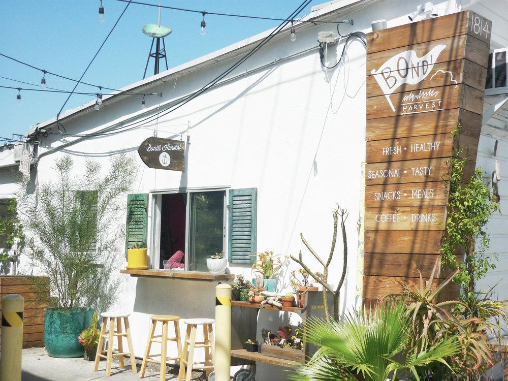 Bondi Harvest Santa Monica City Guide Los Angeles The LA Bliss