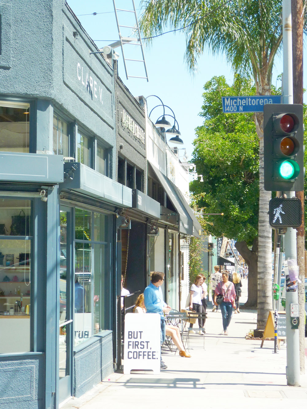 Silver Lake - City Guide Los Angeles - The LA Bliss