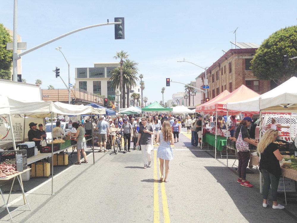 Farmers Market - City Guide Los Angeles - The LA Bliss