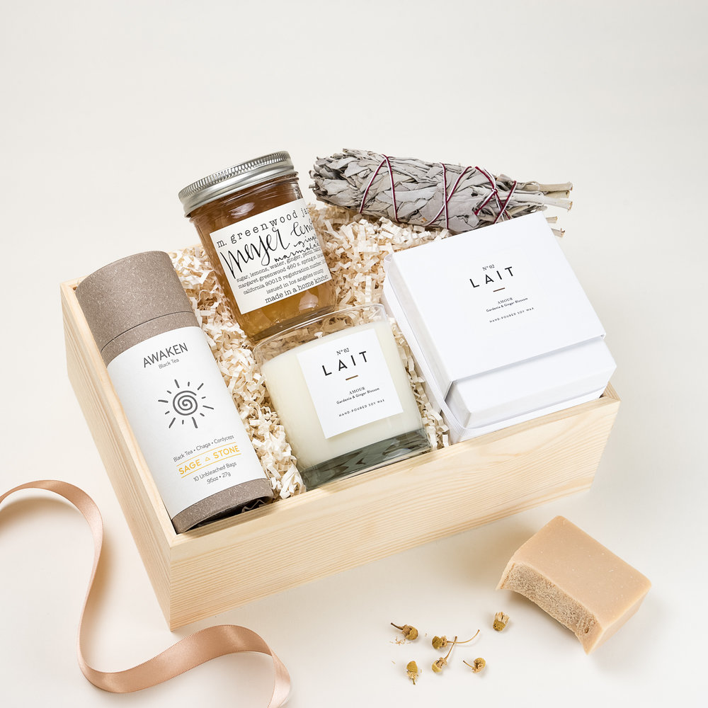 Matin | The LA Bliss - Los Angeles | Curated Gift Boxes | Made in LA ...