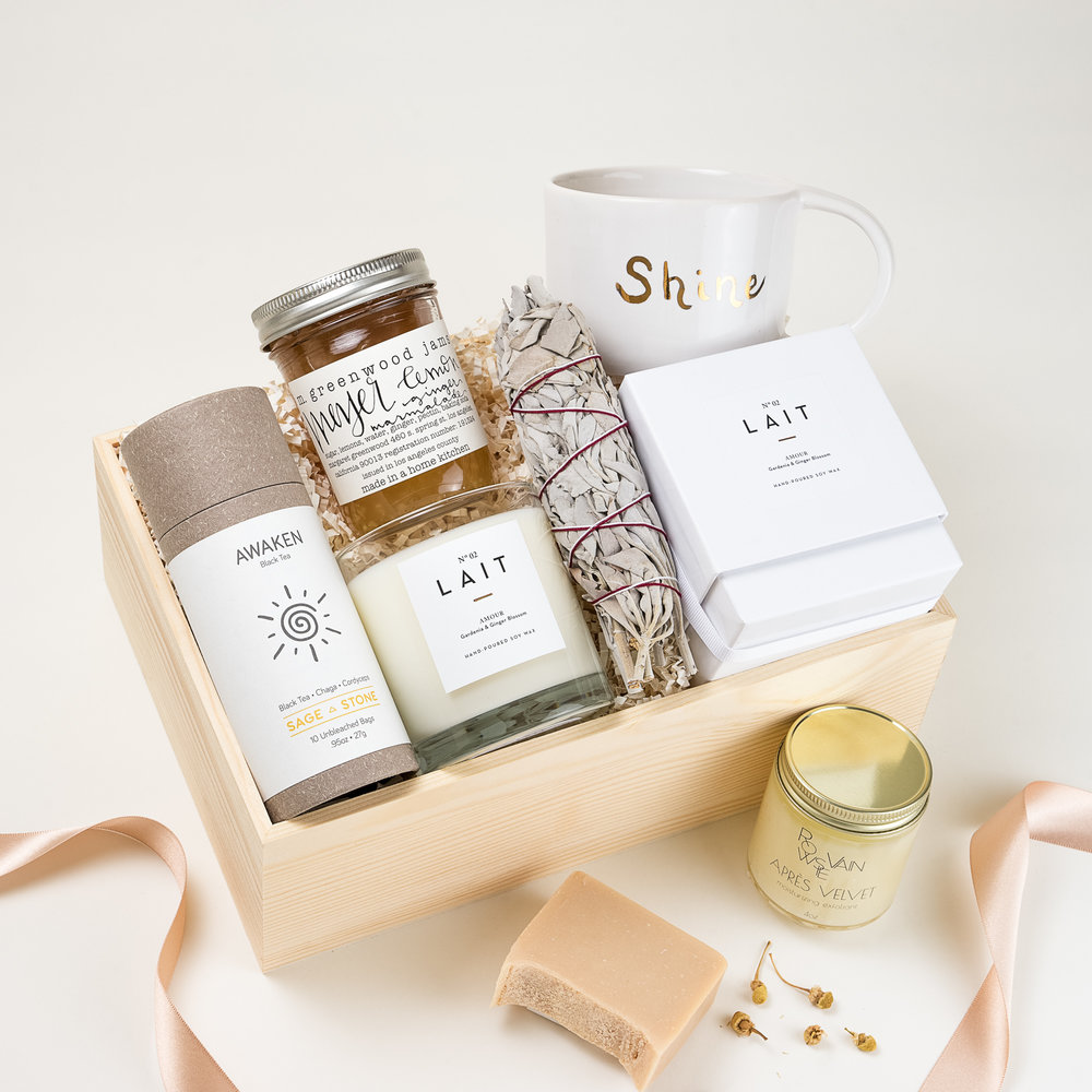 Matin Deluxe The La Bliss Los Angeles Curated Gift Boxes