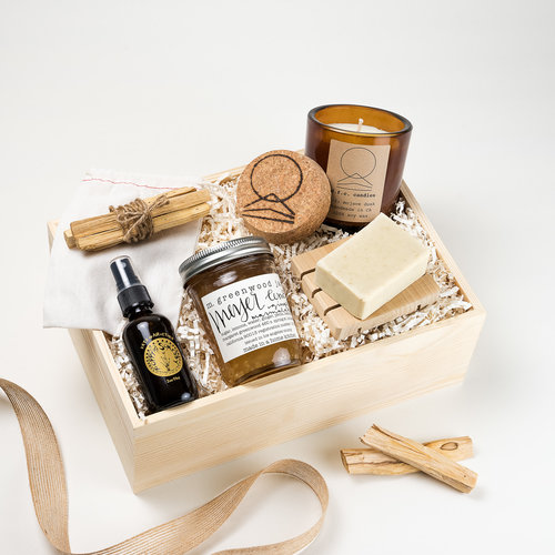 Curated Gift Boxes For Him The La Bliss Los Angeles Curated