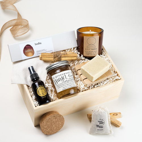 Cabane Deluxe The La Bliss Los Angeles Curated Gift Boxes
