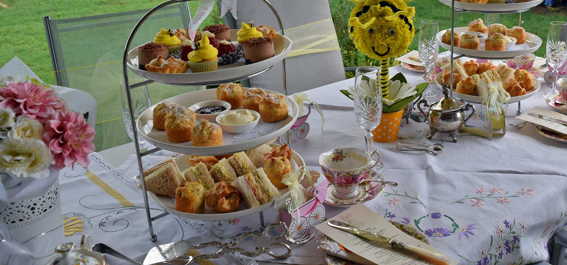 High Tea Catering Brisbane Event Party Corporate Events Queensland