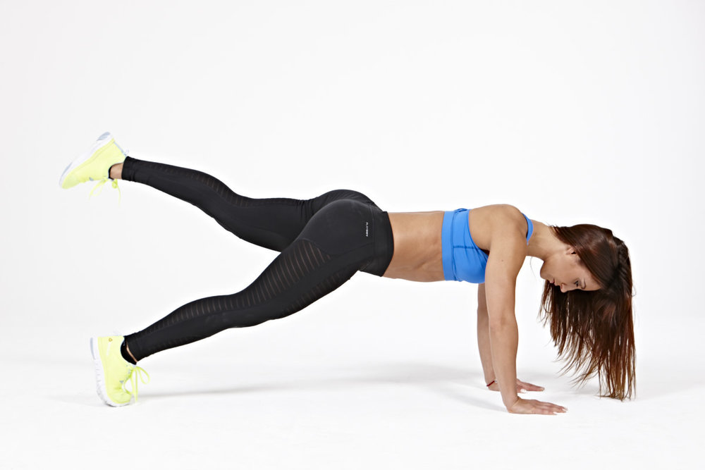 Legs, Bums And Tums - Get toned, get strong, get confident