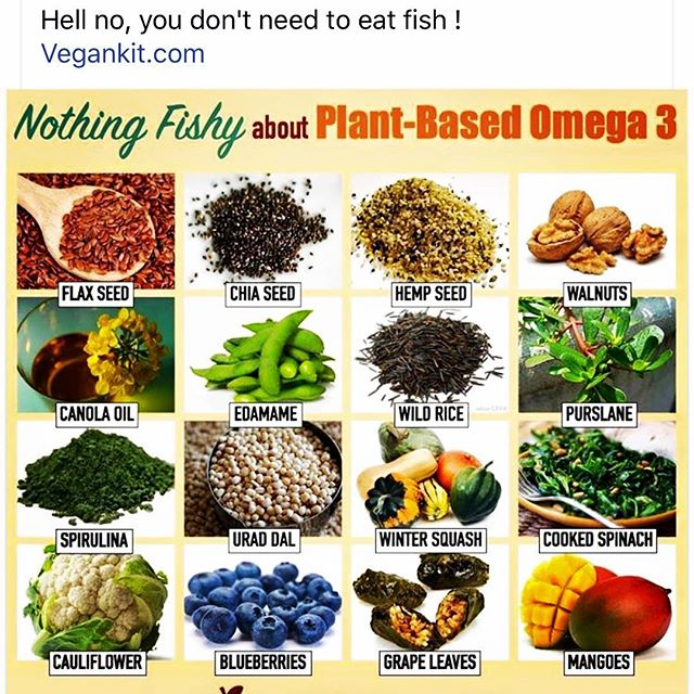 "Fish don't produce omega-3, they get it by eating algae. Asditionally, 80 percent of their fat is saturated (""bad"") fat. Cut out the middlemen and go straight to the source."