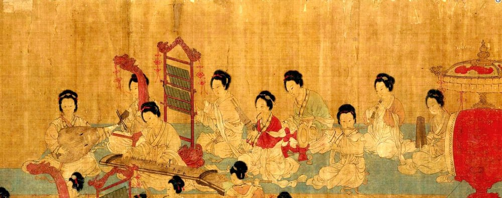 The Guzheng Story - .