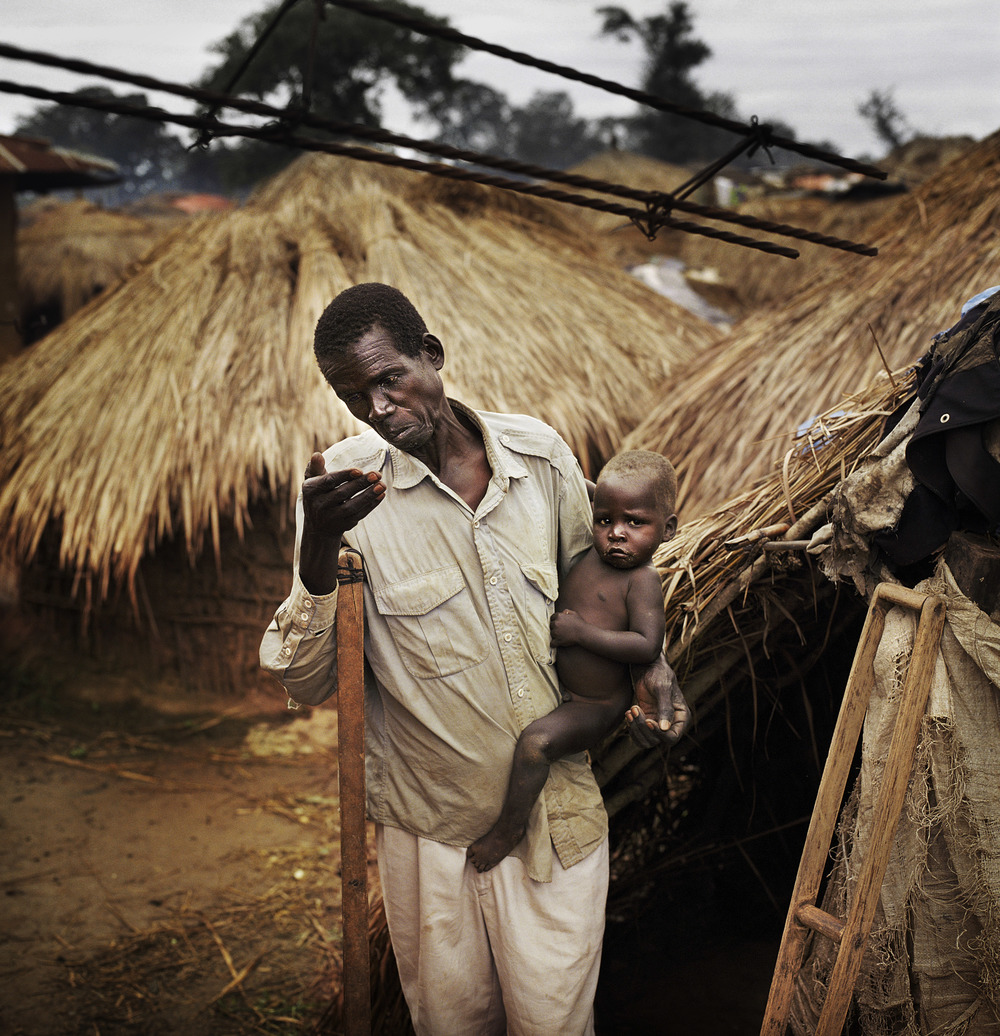 Uganda, Aloi camp