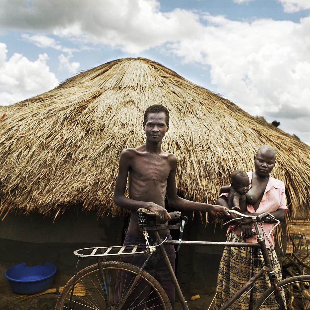 Uganda, Agweng Camp