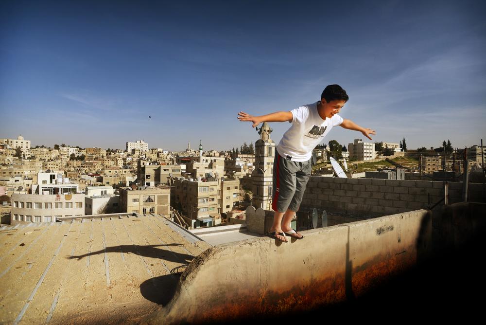 Jordan, Amman