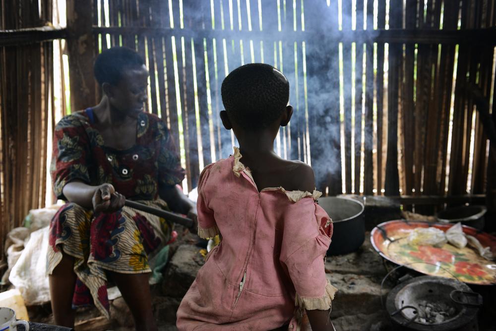Burundi, Nyanza Lac