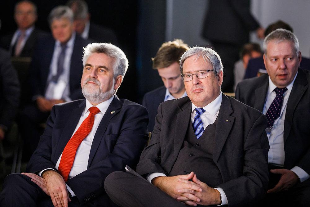 Prof. Dr. Martin Willingmann,  Prof. Dr. Jörg Steinbach
