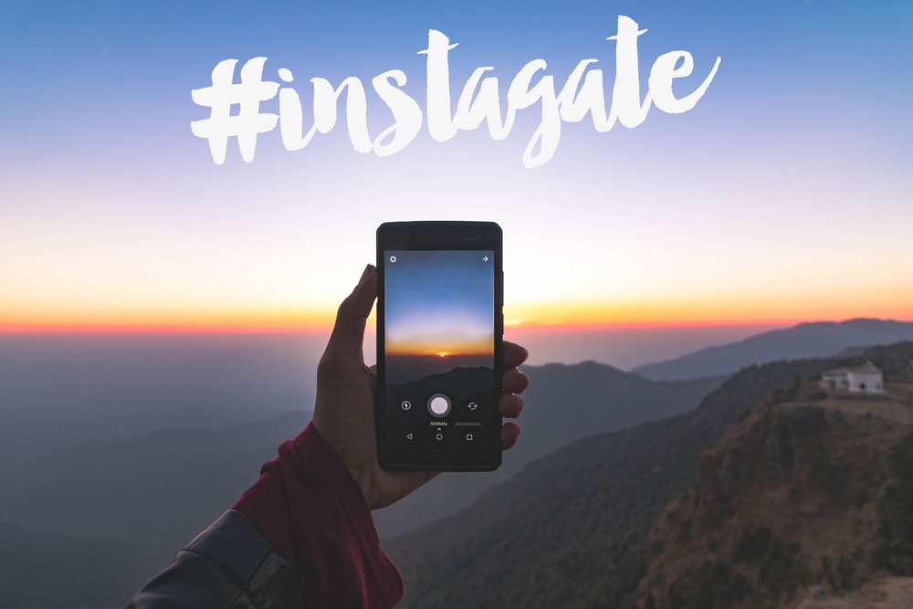#instagate