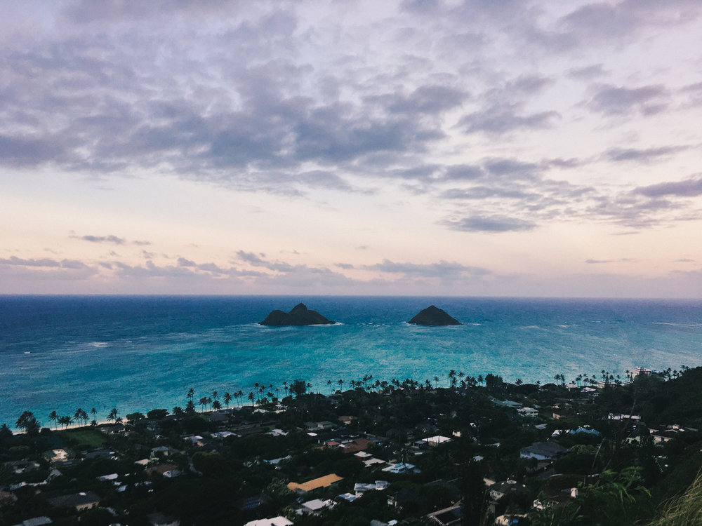 Lanikai Pillbox Trail