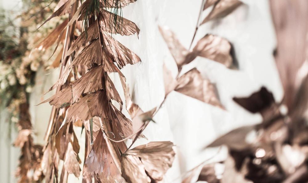 Copper fishtail