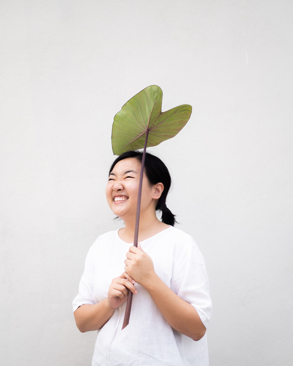 Latest addition to the growing team; Noynar studied her B.I.D. from Industrial Design, Chulalongkorn University. She has interest in floral work, and floral craft, as well as innovative technique for PHKA's project. She is now in charge of executing complicated installations.  romrawin@phkastudio.com