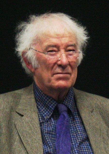 Seamus Heaney Nobel Laureate Poet
