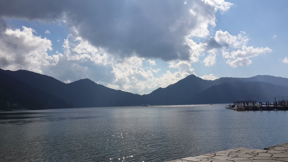 Chuzenji, vulcanic lake